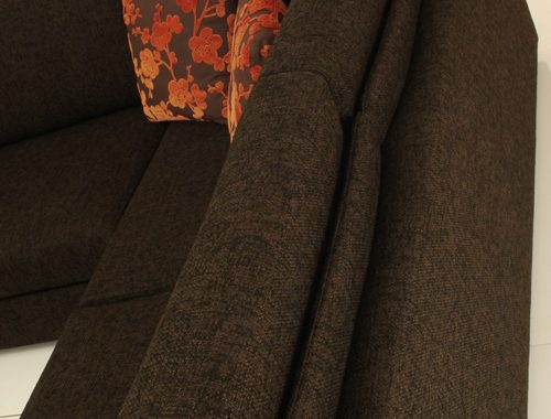Dettaglio divano angolare Milthon
